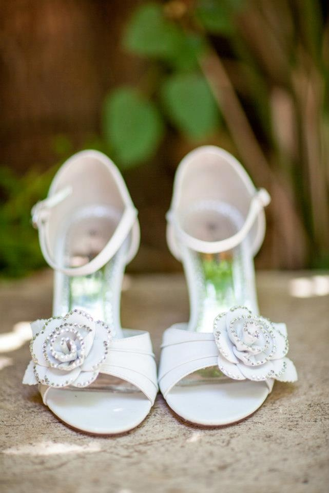 The wedding heels