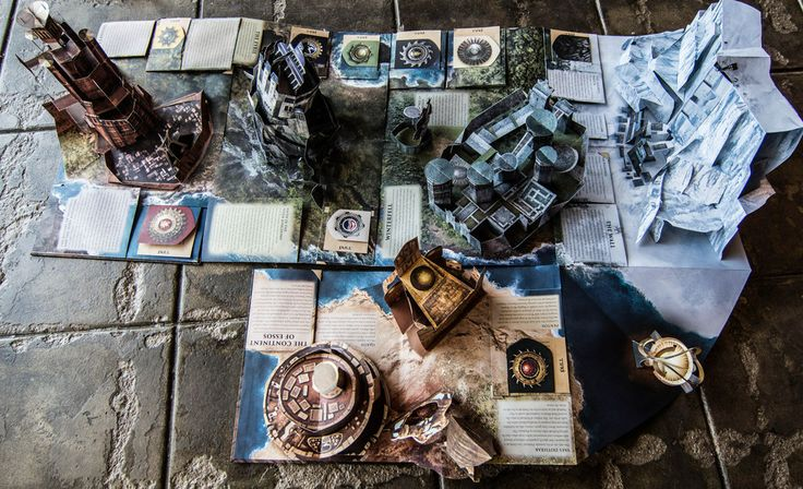 game of thrones pop up guide to westeros