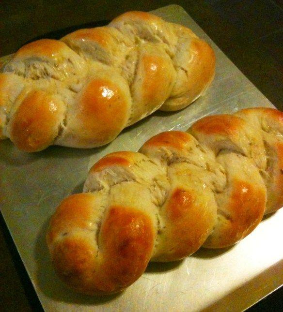 Braided bread | Recipes | Pinterest