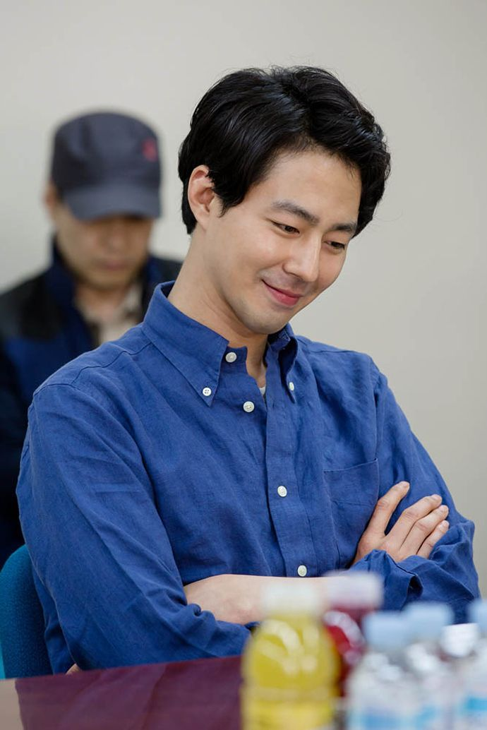 Jo in sung gong hyo jin amp others at first script reading of it