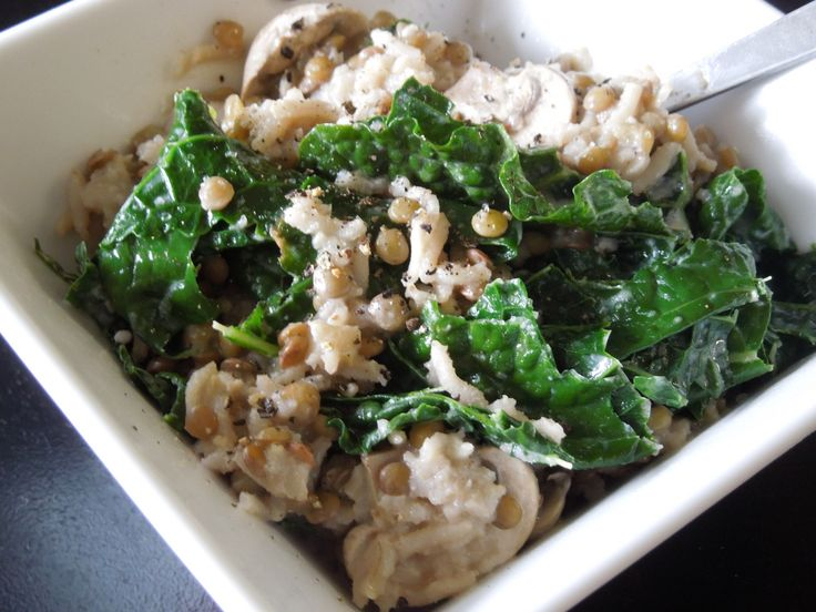 Mushroom Shichimi Rice Bowl Recipe — Dishmaps
