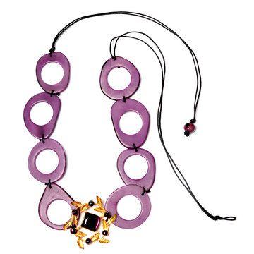 Elbet Jewelry Corona De Laureles Necklace, $77.00