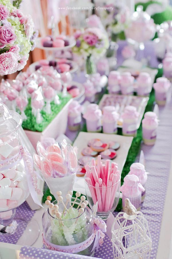 Tons of super cute party ideas