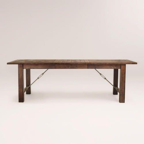 Garner Extension Dining Table