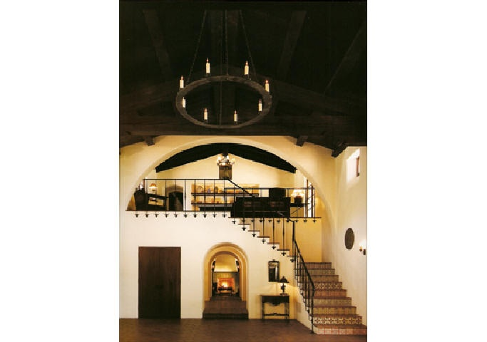 Wonderful. | Spanish Colonial Revival - Stairs, Interior | Pinterest