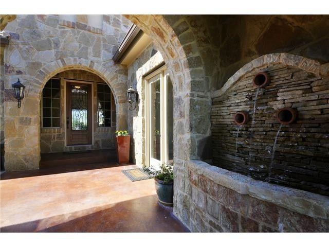 Interior Courtyard Haute Home Pinterest