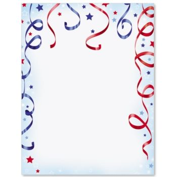 fourth of july borders clip art