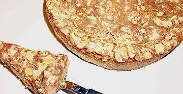 Flour Power City apple and almond tart