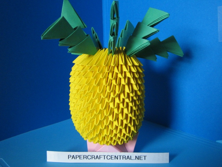 origami pineapple 28 images 566 best ideas about snail