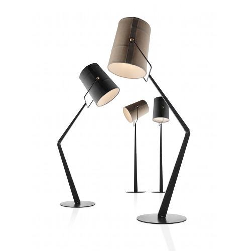 diesel collection fork floor lamp. Black Bedroom Furniture Sets. Home Design Ideas