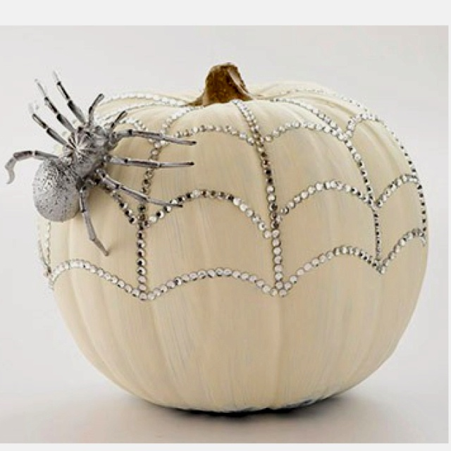 Bejeweled elegant halloween idea halloween decor Classy halloween decorations