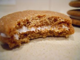 ... Adventures: Ginger-Spice Sandwich Cookies with Lemon Cream Filling