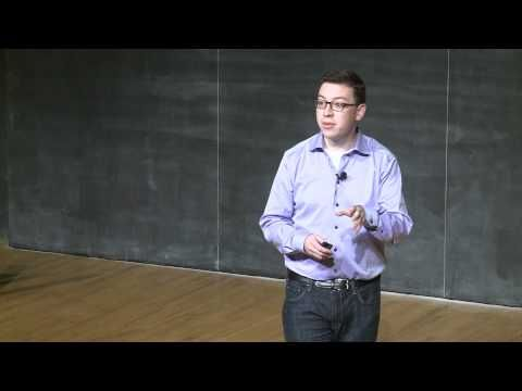 TEDxCMU -- Luis von Ahn -- Duolingo: The Next Chapter in Human Computation: 1.2 billion people in the world today are striving to learn a new language. With Duolingo you can learn a new language with real content for free while simultaneously helping translate the whole web. Genius! #Language #Duolingo #Luis_von_Ahn #Human_Computation #TED