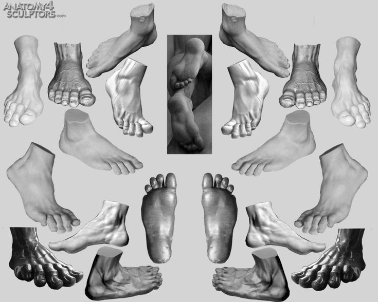 how to draw human legs and feet
