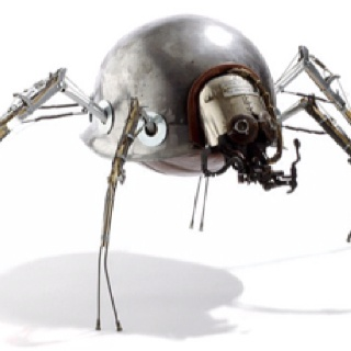 Insect robot | Insect Design | Pinterest  X Files Robot Insects
