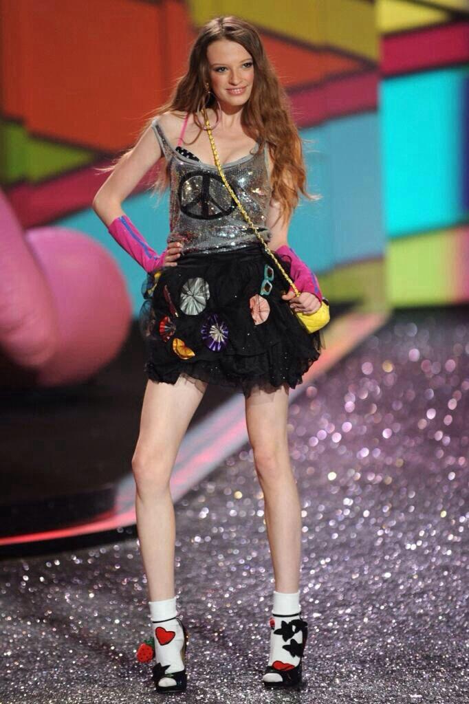 Anastasia Kuznetsova | Victoria's Secret Models | Pinterest