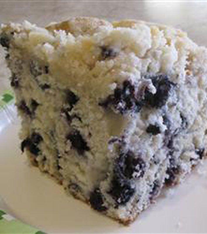 Blueberry Buttermilk Coffeecake | food | Pinterest