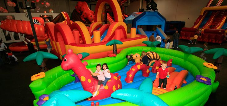 Places To Have A Kids Birthday Party Salt Lake City