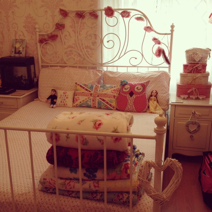 my vintage shabby chic bedroom for the home pinterest