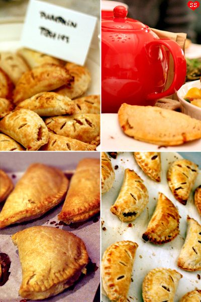Pumpkin Pasties | Great Recipes to Try | Pinterest