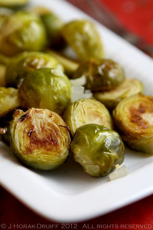 Sautéed Brussels sprouts | Recipes | Pinterest
