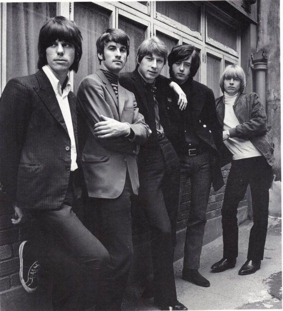 The Yardbirds - The Yardbirds Story By Giorgio Gomelsky