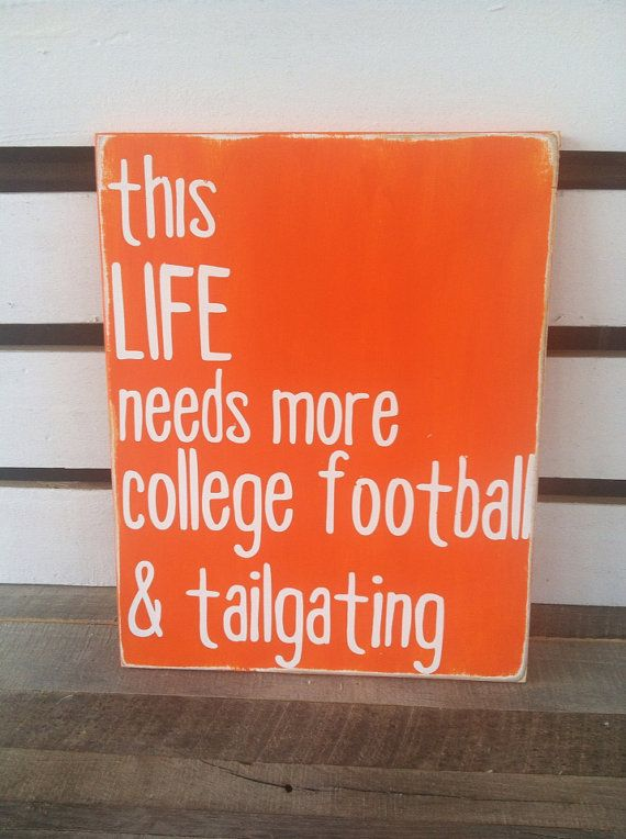 which beats are wireless College football and tailgating painted wood sign Clemson orange pain