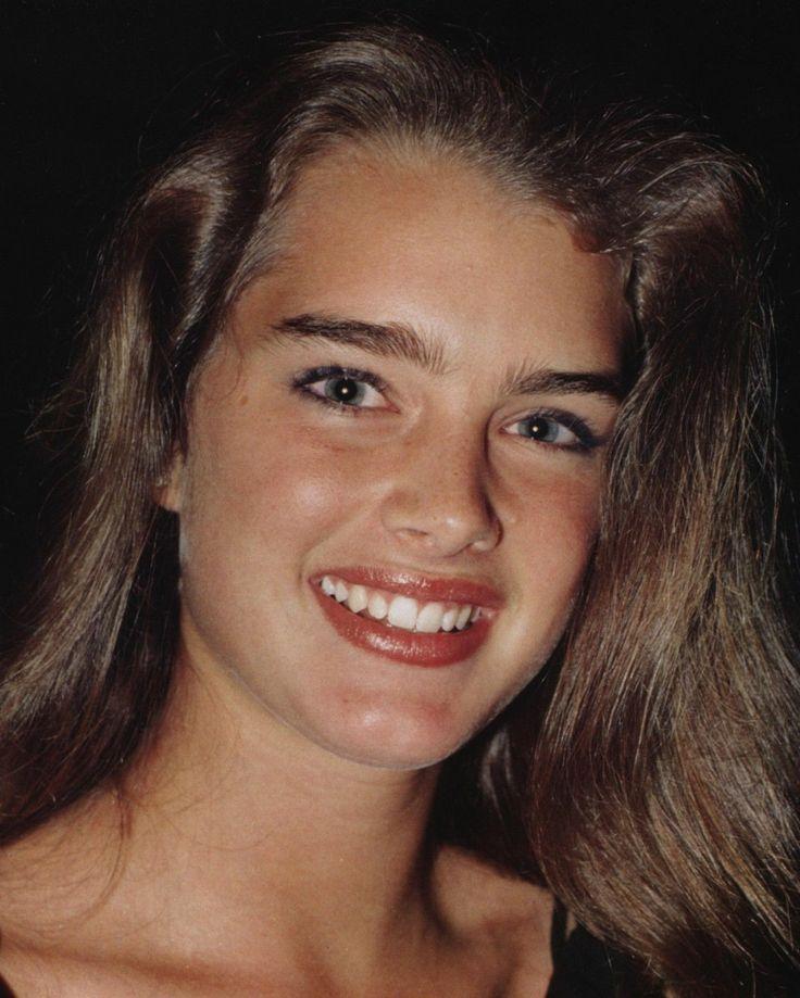 Brooke Shields, 1980.   Brooke Shields   Pinterest