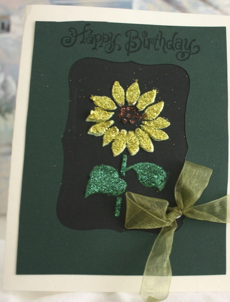 Happy Birthday Sandi | Making Cards for Fun | Pinterest: pinterest.com/pin/317503842450789401