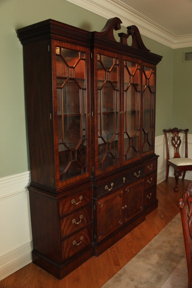 Henkel Harris China Cabinet For The Home Pinterest