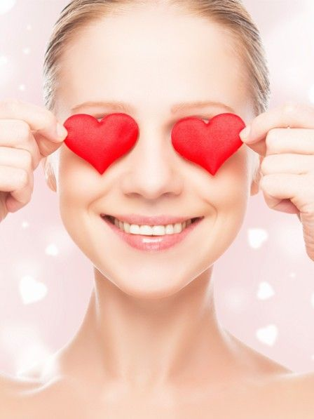 41 best Valentinstag images on Pinterest   Hairstyles, Make up and ...