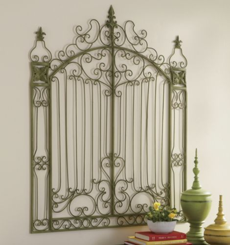 Beautiful garden gate house and home pinterest for How to decorate a garden gate