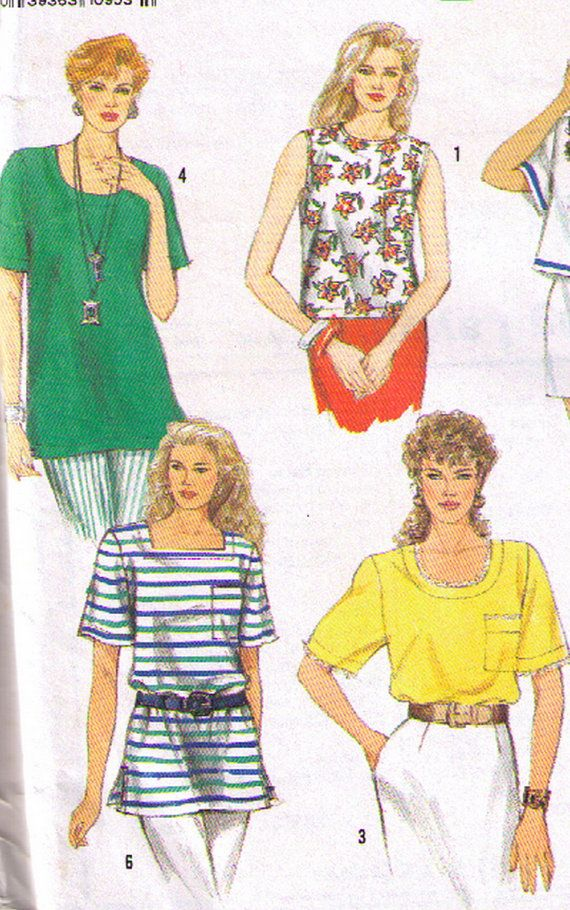 Simplicity Blouse Patterns For Womens 57