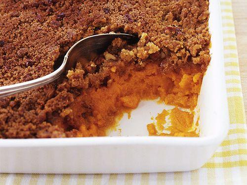 Ginny Brehmer's Sweet Potato Casserole