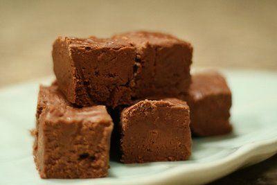 old fashioned fudge | feed 'em - gift ideas | Pinterest