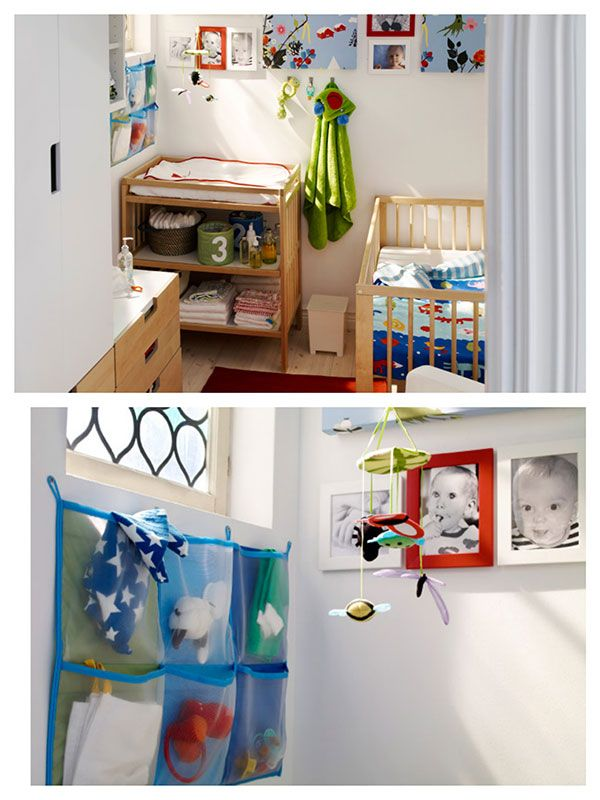 Decoracion Habitacion Bebe Ikea ~ Habitacion bebe ikea PintandoUnaMama  Decoraci?n habitaciones babys