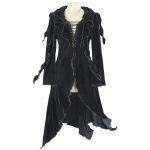 Enchantress Hooded Maxi Jacket