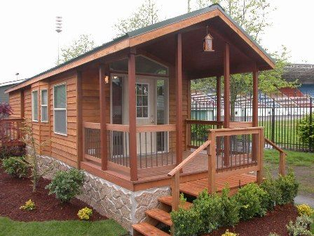 Manufactured home lovely small homes and cottages for Home designs com