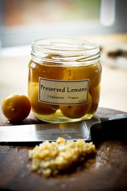 Preserved Lemons | Food stuff | Pinterest