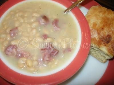 Shortcut Senate Bean Soup and Mary Poppins Visits Bountiful | Recipe