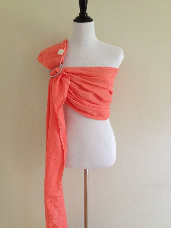 ... ://www.etsy.com/listing/165488474/summer-ring-sling-carrier-in-woven