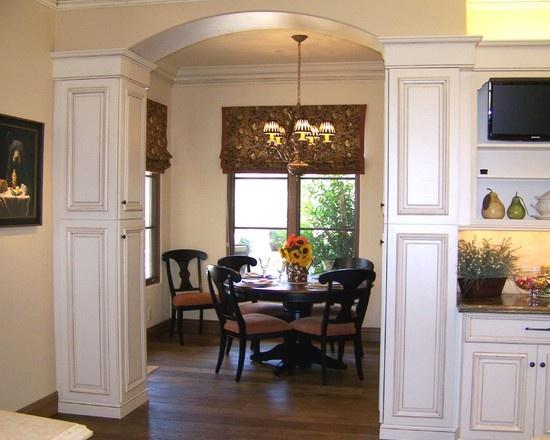 Cabinet Columns Kitchen Pinterest