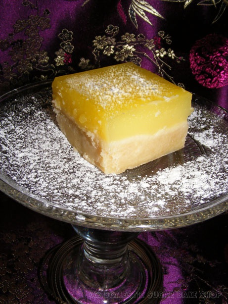 Lemon Shortbread Bar | Sweets For The Sweet - Recipes to Try | Pinter ...