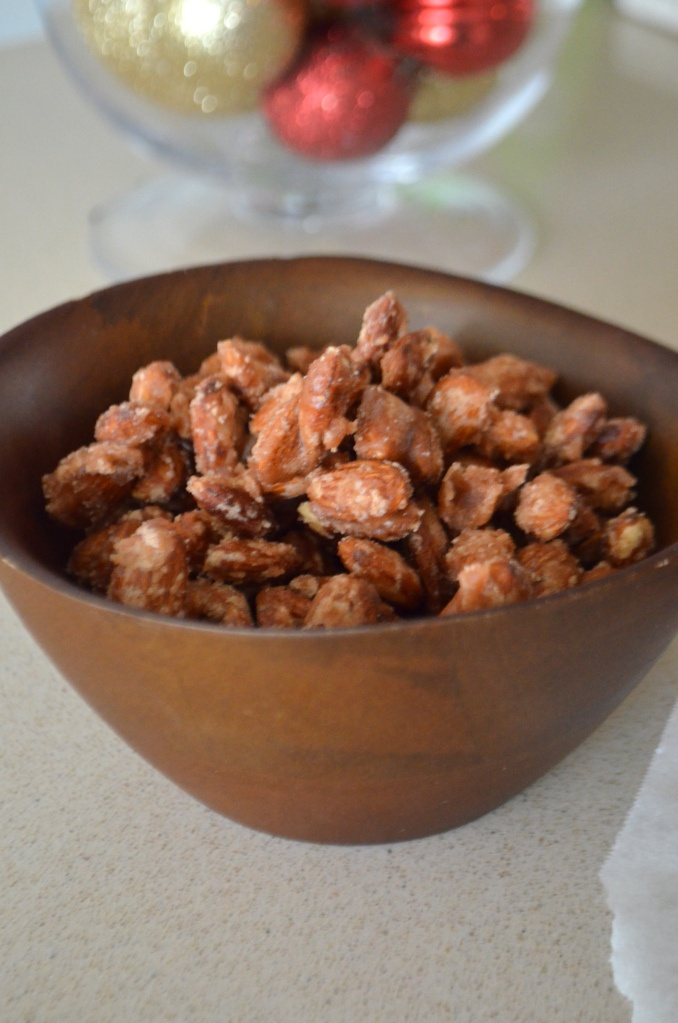Candied Almonds | Dessert | Pinterest