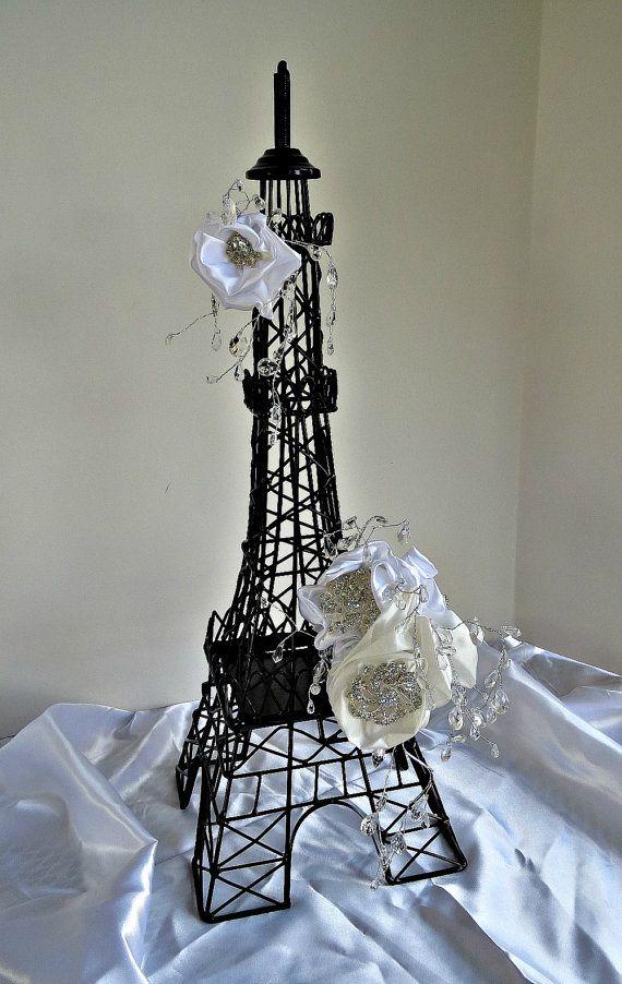 Paris Party Decoration Eiffel Tower Parisian Centerpiece For Birthday Anniversary Wedding