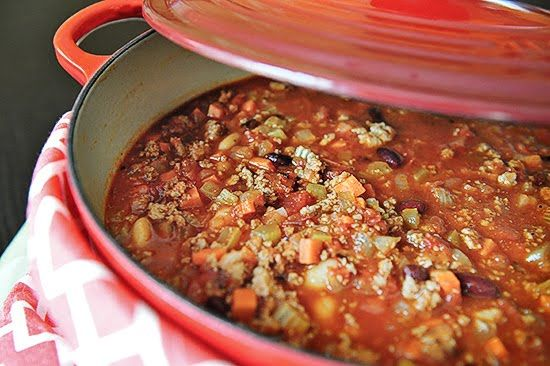 Turkey Chili | Food ! And drink !!!!! | Pinterest