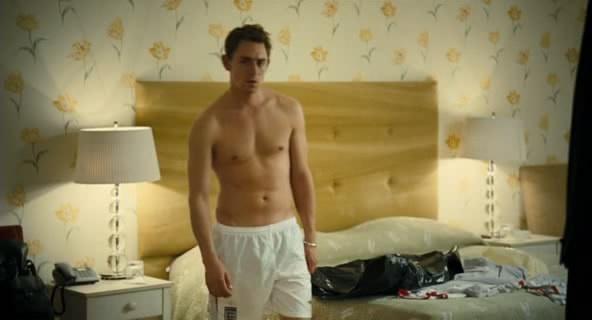 JJ Feild shirtless   Best historical dramas, Beautiful men