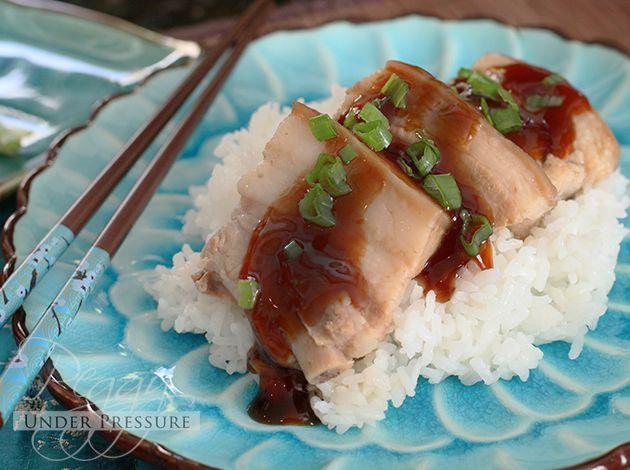 Braised Pork Belly - Dong Po Rou 东坡肉 | Yummy Tummy | Pinterest