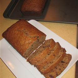 Chocolate Chip Orange Zucchini Bread | Recipe