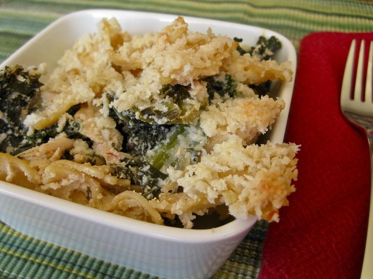 Chicken And Kale Casserole Recipe — Dishmaps
